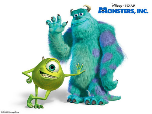 Monsters, Inc. wallpaper - monsters-inc Wallpaper