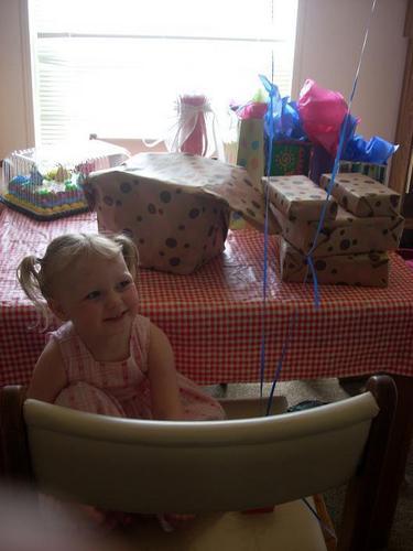 My Daughter's 3rd Birthday