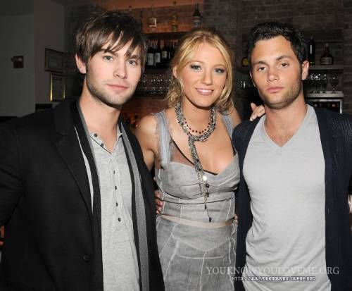 NYLON Young Hollywood dinner& party hosted da Blake & Leighton