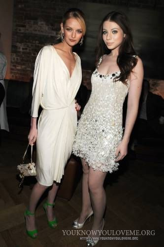NYLON Young Hollywood dinner& party hosted by Blake & Leighton