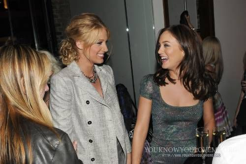 NYLON Young Hollywood dinner& party hosted Von Blake & Leighton