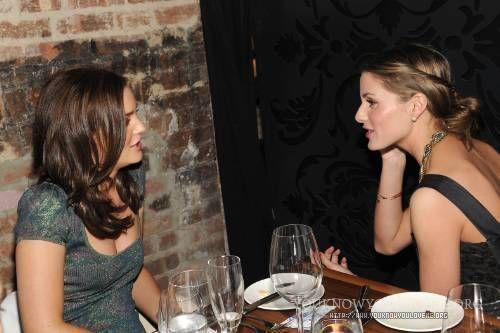 NYLON Young Hollywood dinner& party hosted por Blake & Leighton