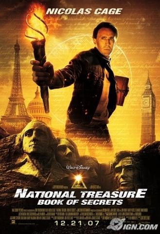 Nation Treasure 2