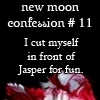 New Moon Confessions