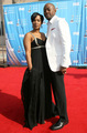 Omar Epps and his wife Keisha Spivey