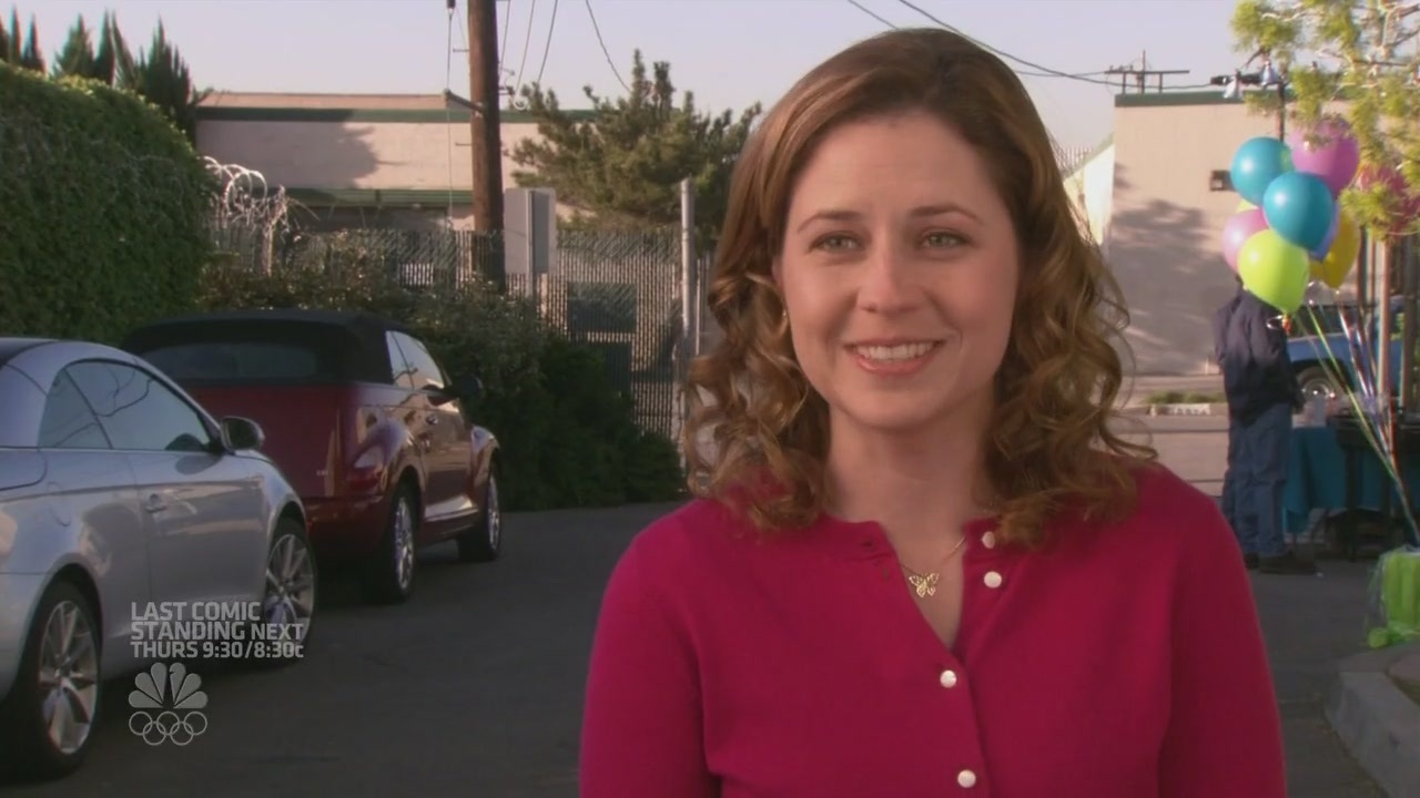Pam in 'Goodbye Toby' - Pam Beesly Image (1326602) - Fanpop