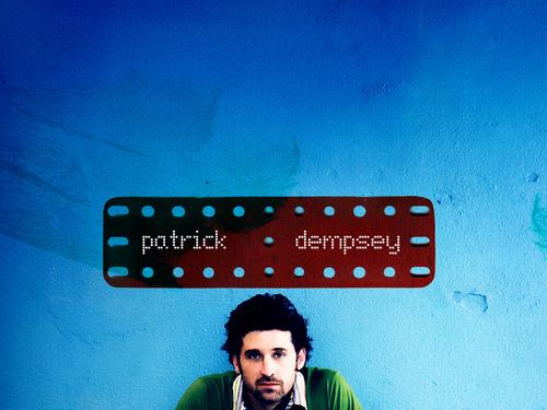 Patrick Dempsey Wallpaper
