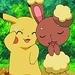 피카츄 and Buneary