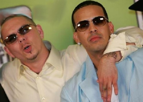 Pitbull and Daddy Yankee