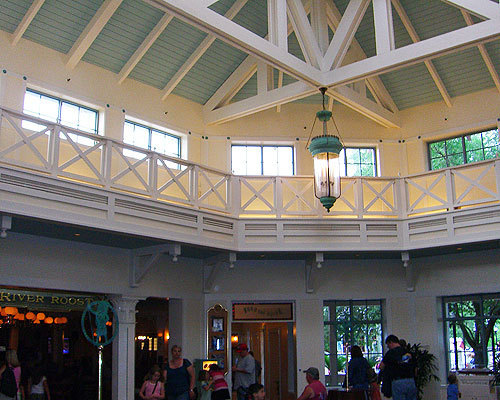 Port Orleans - Riverside Resort