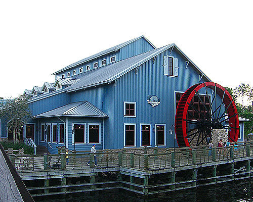 Port Orleans - Riverside Resort