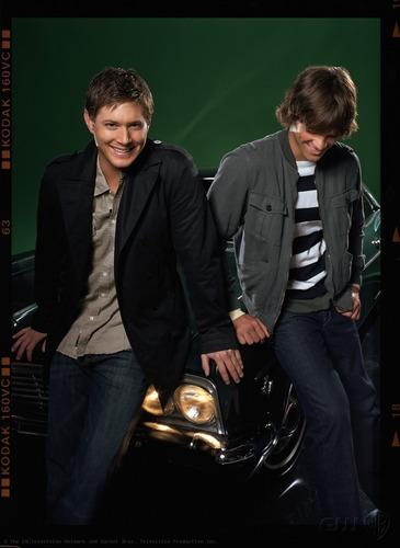 CW promo with the Impala