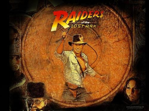 Raiders of the Lost Ark - indiana-jones Photo