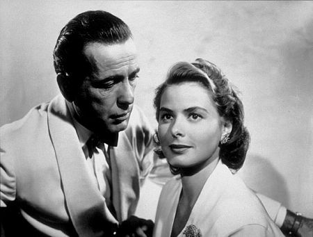 Casablanca wallpaper called Rick & Ilse