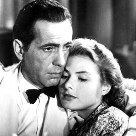 Casablanca wallpaper entitled Rick & Ilse
