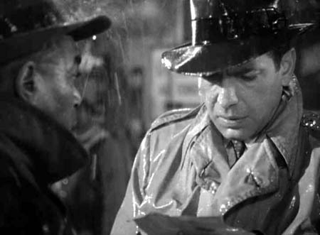 Casablanca wallpaper with a green beret, battle dress, and fatigues called Rick & Sam