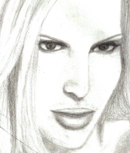 Rosalie Drawing