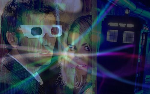 Rose/Doctor/Tardis