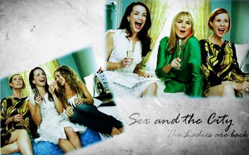 SATC the movie