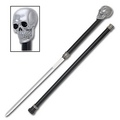 SKULL SWORD CANE - walking-aids photo