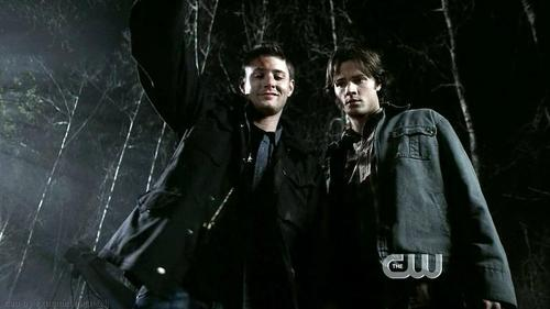 """We've got work to do."" - wincest Photo"