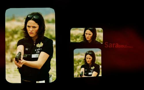CSI wallpaper called Sara