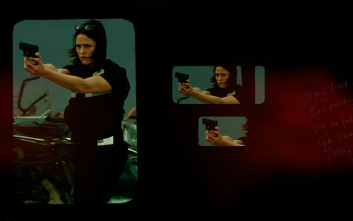 Sara - csi Wallpaper
