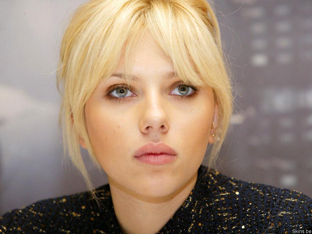 Scarlett scarlett johansson