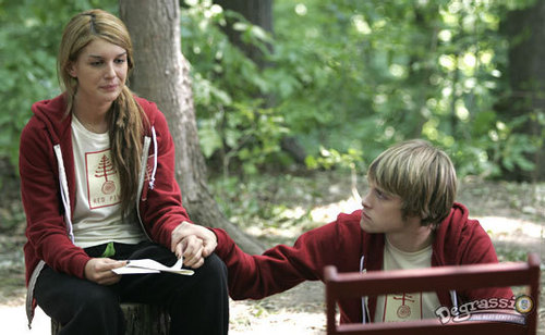 Degrassi Обои called Season 7: Darcy & Peter