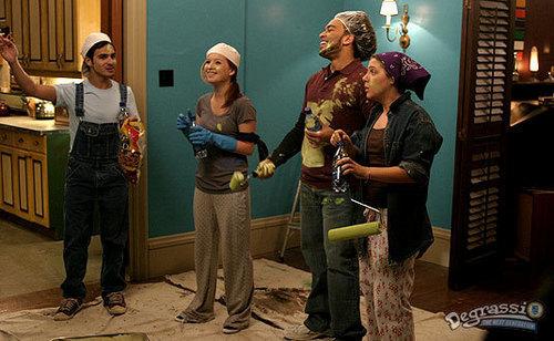Season 7: Marco, Ellie, Paige, Griffin