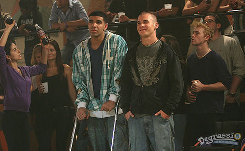 Degrassi images Season 7: Spinner & Jimmy wallpaper and background photos