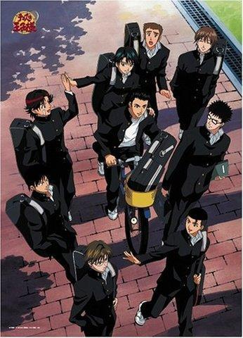 Prince of Tennis wallpaper called Seigaku Tennis Club Regulars - PoT