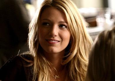 Serena Van Der Woodsen wallpaper containing a portrait entitled Serena Van Der Woodsen