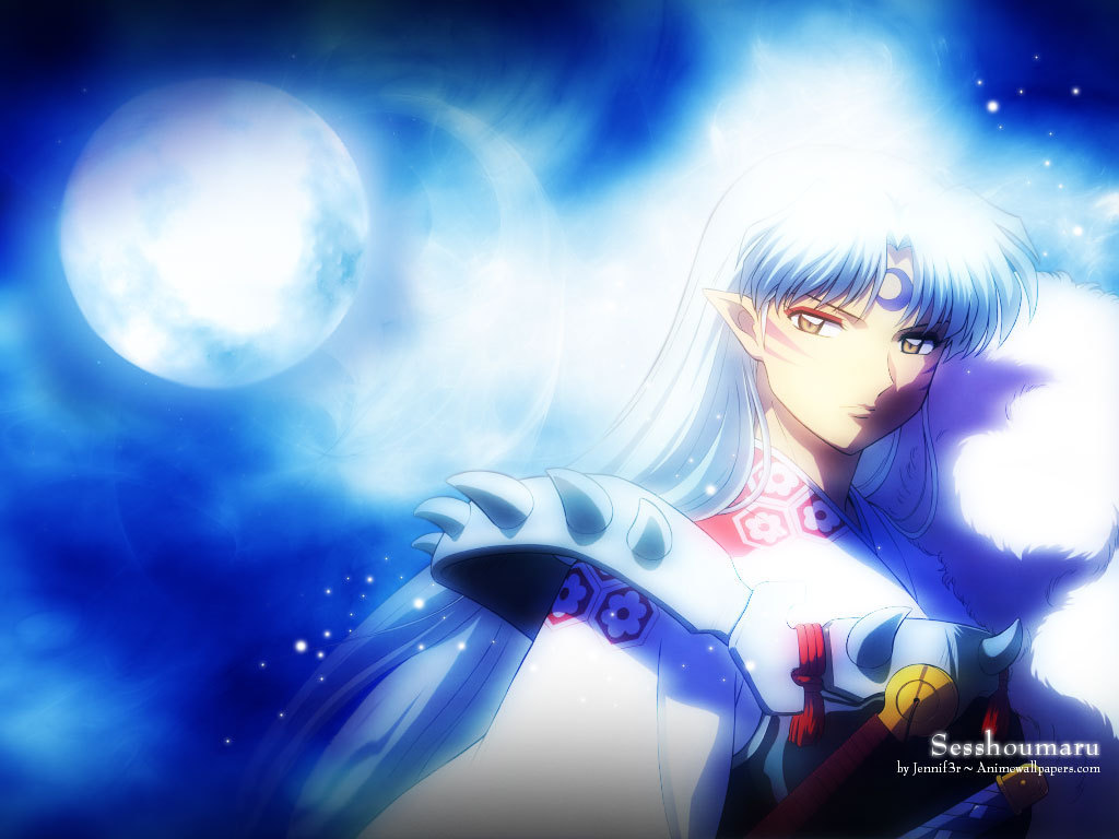 sesshomaru inuyasha wallpaper 1306014 fanpop