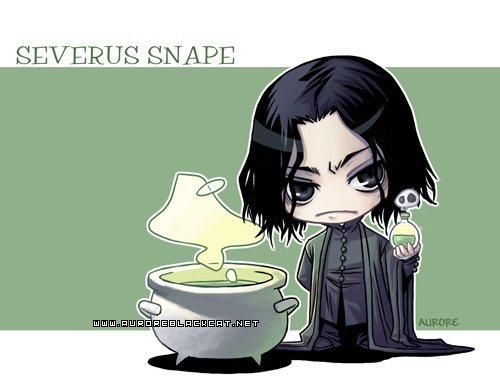 Severus Snape wallpaper containing anime called Snape
