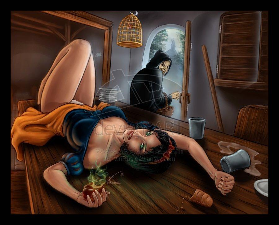Snow White Fallen