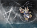 Son goku - dragonball-gt wallpaper