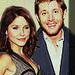 Sophia بش & Jensen Ackles
