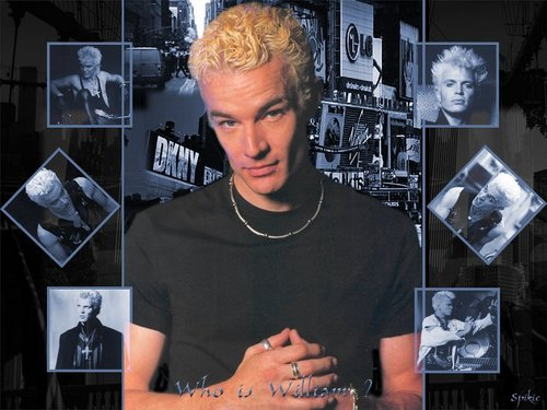 Spike & Billy Idol
