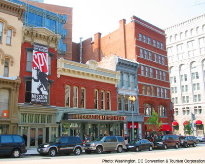Spy Museum - washington-dc Photo