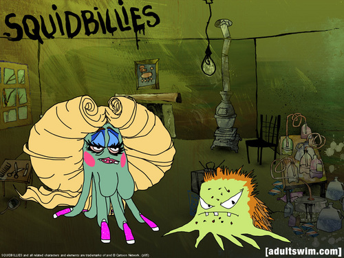 Squidbillies - squidbillies Wallpaper