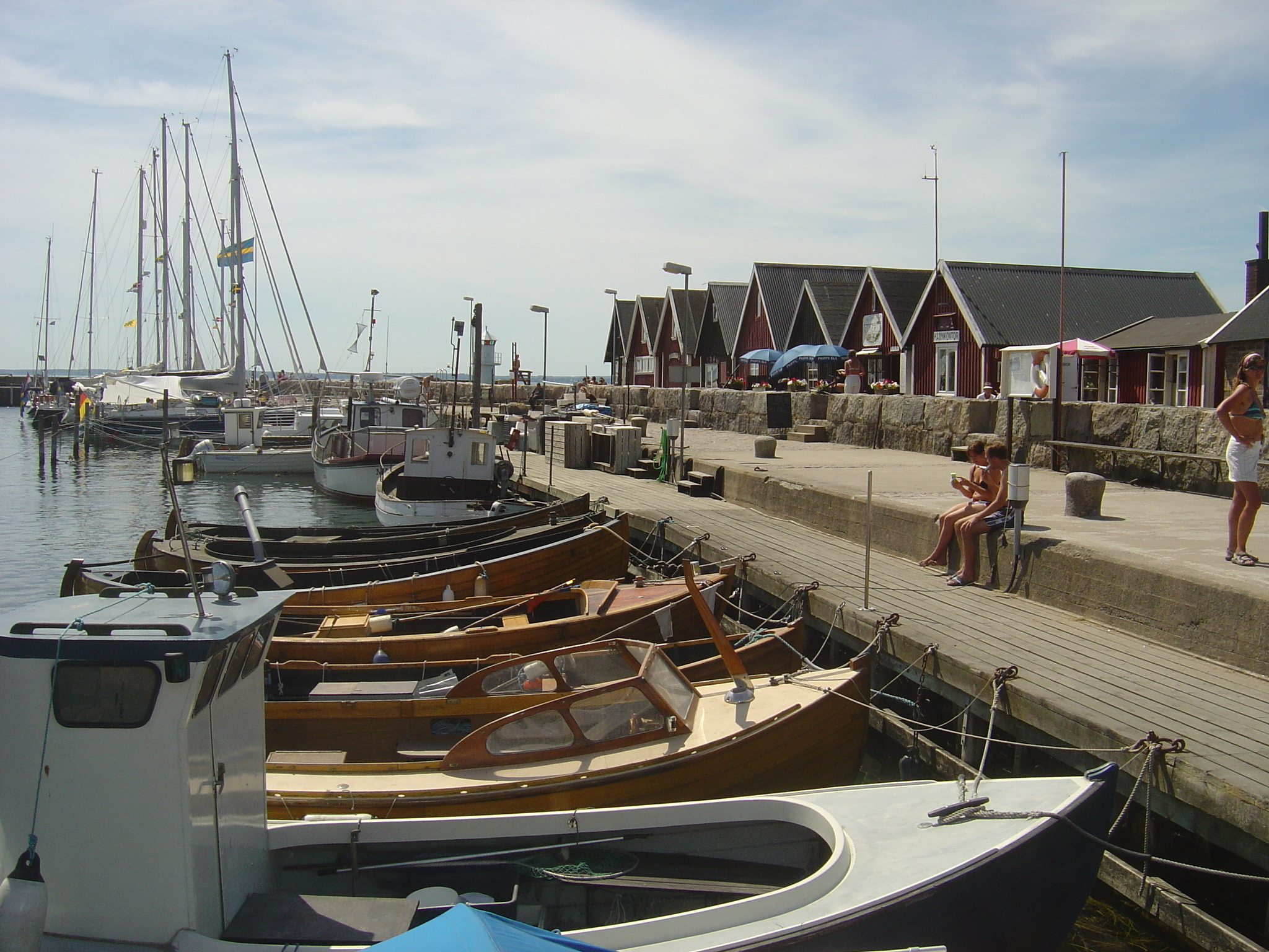 Boating images Swedish Harbour HD wallpaper and background ...