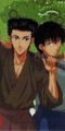Takeshi and Kaoru