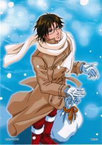 Tezuka Kunimitsu: Merry Christmas! - prince-of-tennis Photo