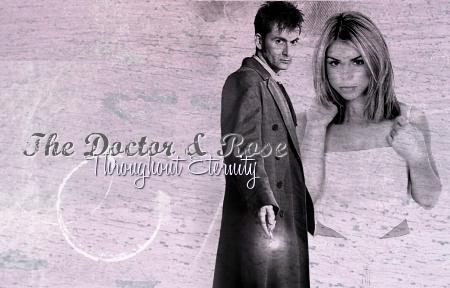 The Doctor & Rose Tyler Banner
