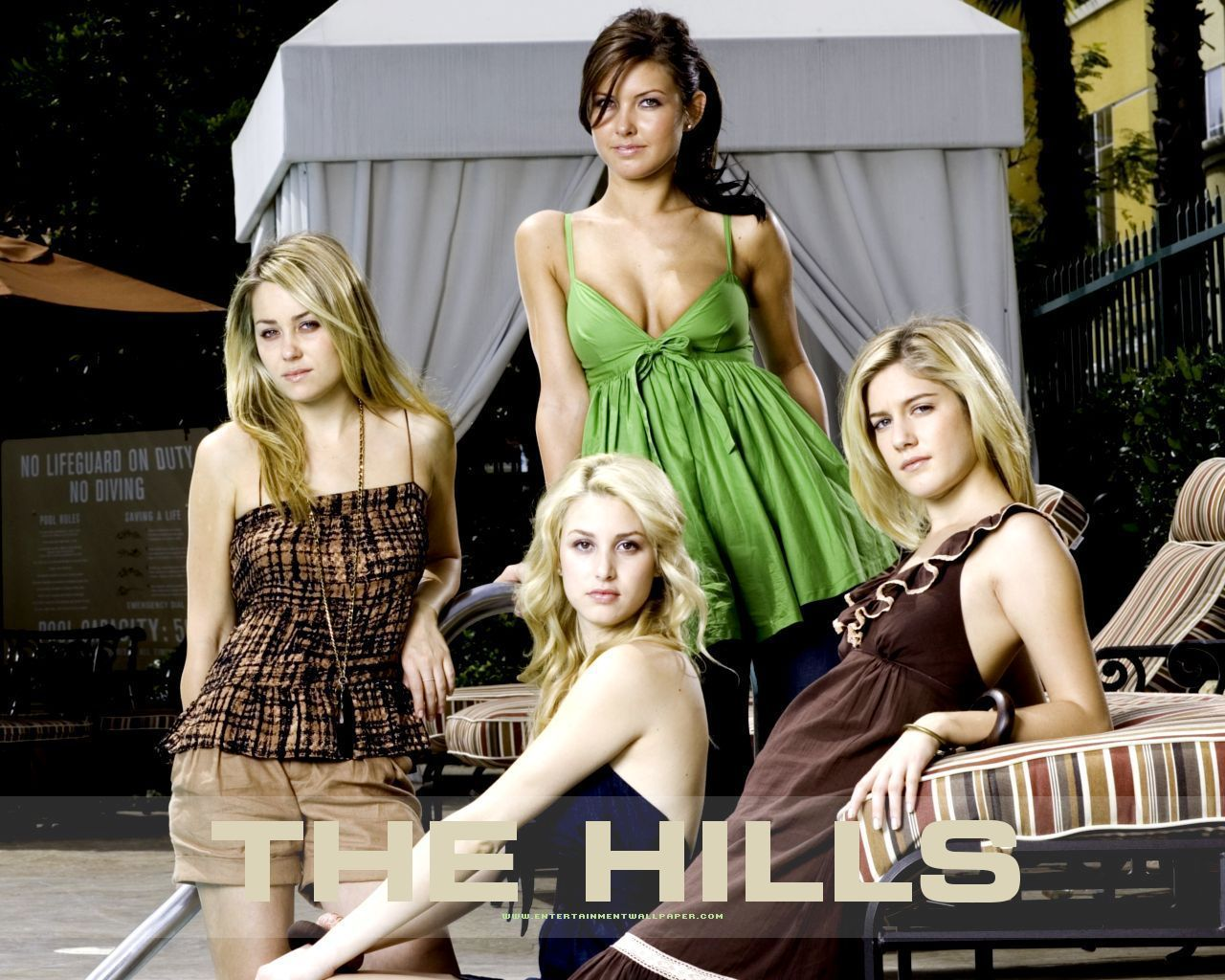 The Hills - Lauren Conrad 1280x1024