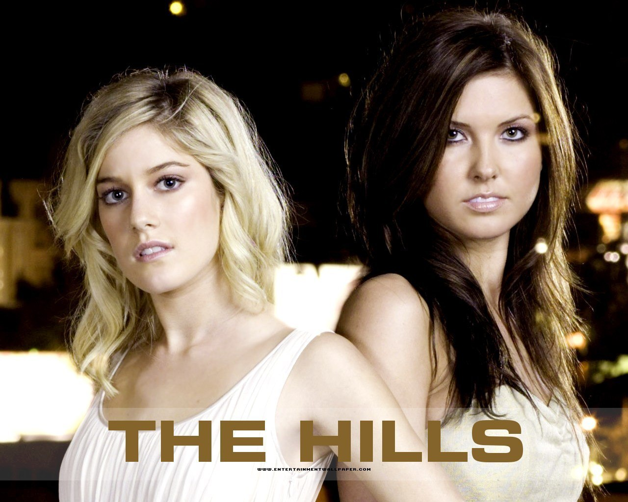The Hills on mtv wallpaper