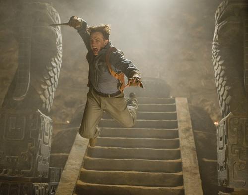 The Mummy 3: Production Stills