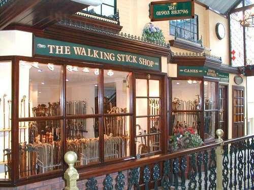 The Walking Stick kedai