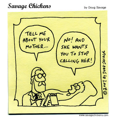 Therapy Humor